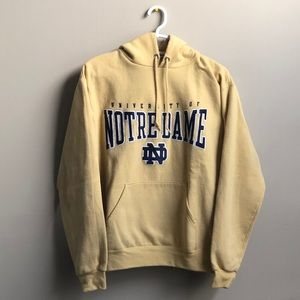 University of Notre Dame Hoodie (Champion)
